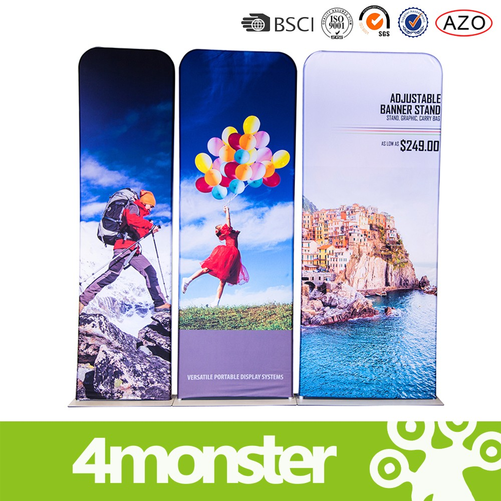Exhibition booth EZ TUBE BANNER STANDS/picture frame display stand
