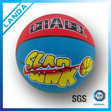 colorful original cheap price basketball size 1 2 3 5 6 7