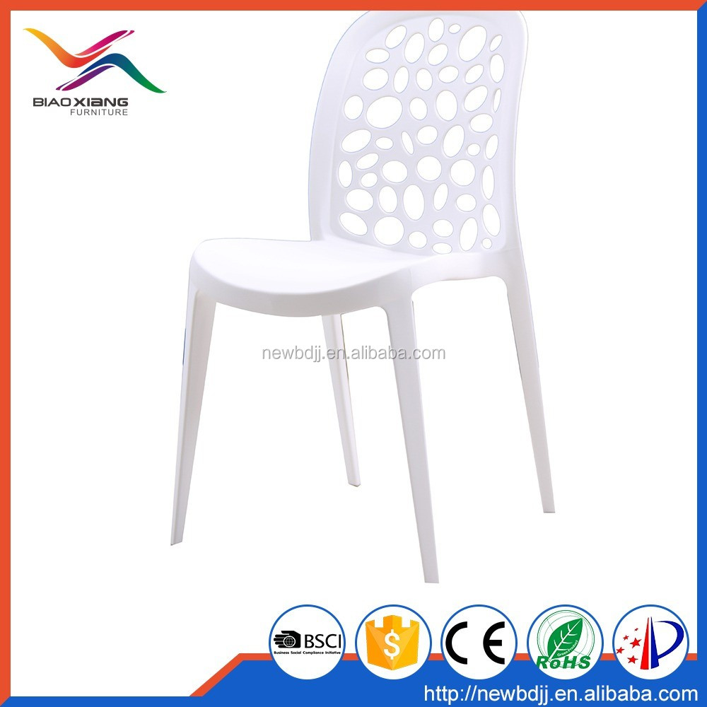 Light material with suitable seat pp chair