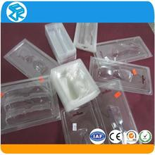 Manufacture Disposable retail luxury sunglasses clamshell packaging boxes