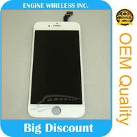 mobile phone lcd screen for iphone 6 lcd, for iphone lcd tester