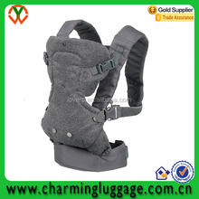 High Quality Light Grey Baby Carrier 4-in-1 Convertible Baby Carrier