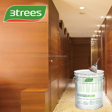 3TREES Super Scratch Resistance UV White Wood Floor Paint(Sealer)