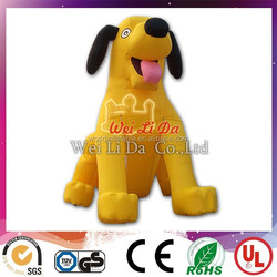 inflatable fire dog bouncer inflatable puppy 4 sizes available