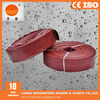 Advanced Germany machines pvc lay flat hose