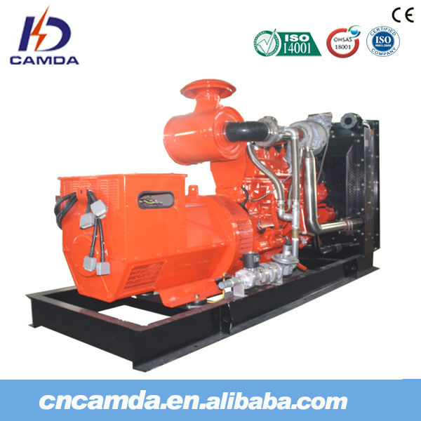 250kW Natural gas/Biogas/LPG/Syngas/Oil gas/Coal mine gas generator