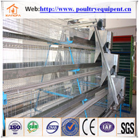 High Quality Automatic Industrial Chicken Coop for laying hens for farm