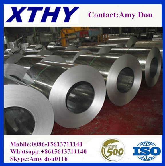 Supply Prime SGCC Electro Hot Dipped Galvanized Steel Coil/Sheet/Roll GI For Corrugated Roofing Sheet