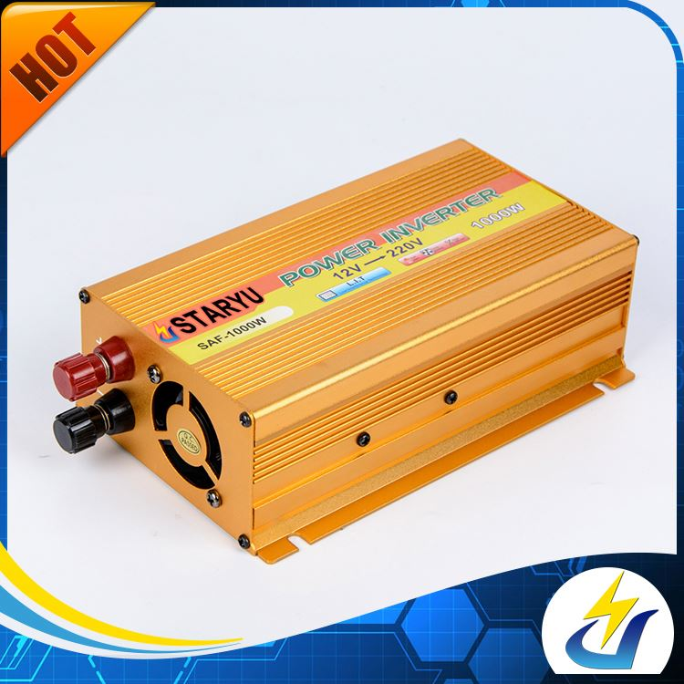 direct factory home or car 12V/24V/48V/60V/72V DC to AC 110V/220V intelligent power inverter 600w 650W
