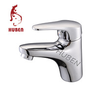 Single handle brass turbo tap