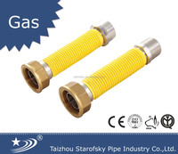 COUNTER FLEX cooker meters gas hose made in china