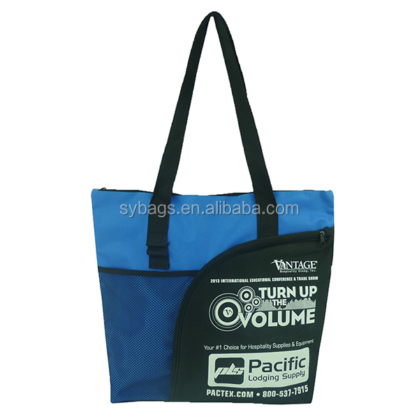 easy carry high quality shopping bag / cheap shoulder shopping tote / promotional handle shopping tote bag