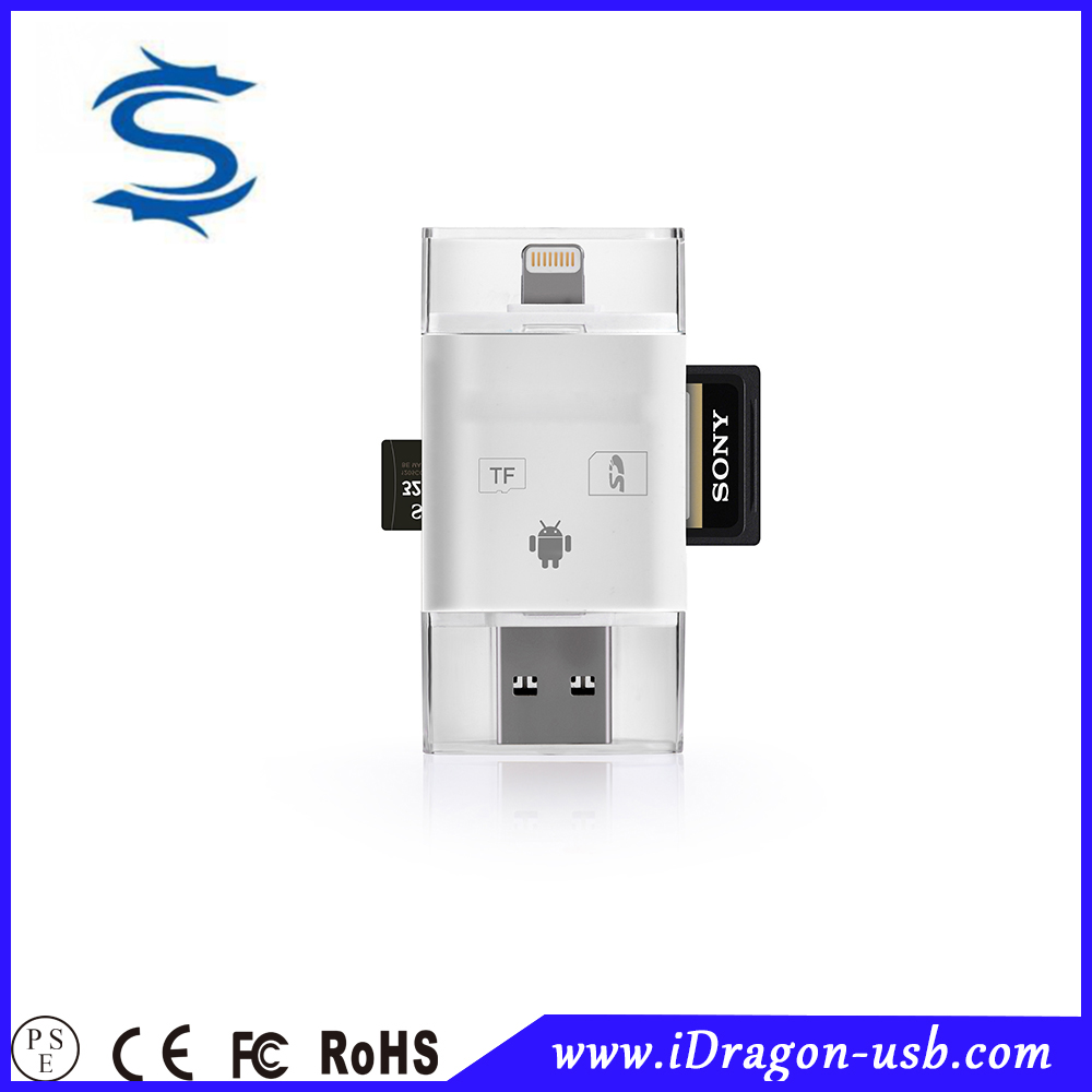 iDragon card reader bluetooth online sd micro card reader for iphone