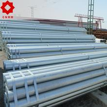 pipes dn40 sch40 tube dn800 round steel tube/pipe galvanized pipe for silencer