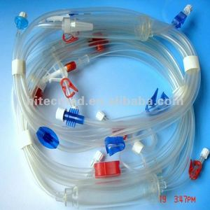 Sterile Hemodialysis Blood Line