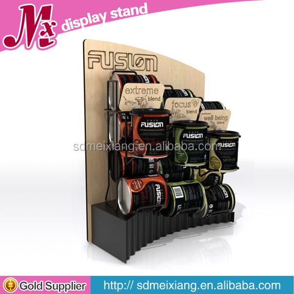 MX-WCA050 shopping mall display rack for engine oil and lubricating oil