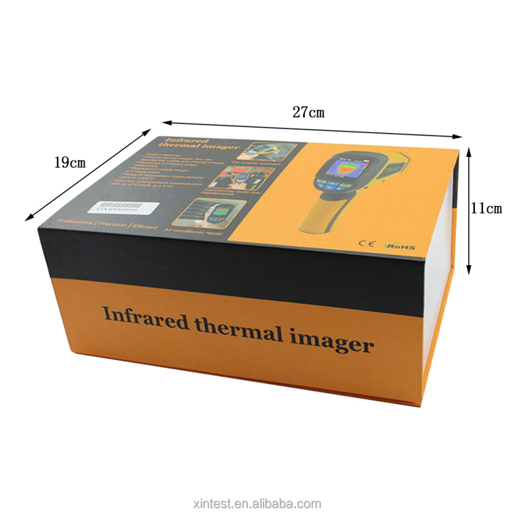XINTEST camera thermographic with uncooled 60x60 resolution HT-02