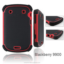 New design hot sell TPU phone case for Blackberry 9900