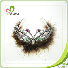 Made in china superior quality pageant crowns for kids