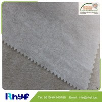 Professional non woven interlining fabric adhesive interlining with low price