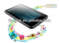 MTK8377 MID 7 Inch tablet dual SIM 3G wifi GPS tablet pc with dual camera