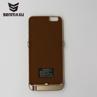 mobile phone rechargeable power battery case for iphone 6