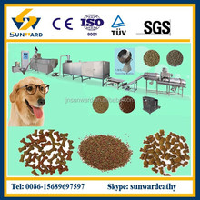 Automatic food grade dog/cat/animal pet food line