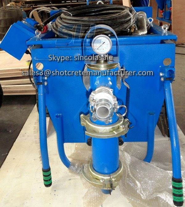 concrete plaster pump for swimming pools