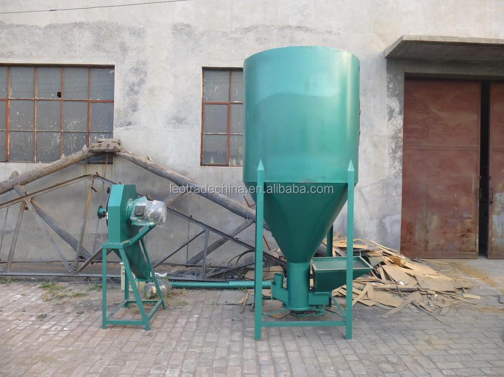 best quality and price automatic feed mill and mixer
