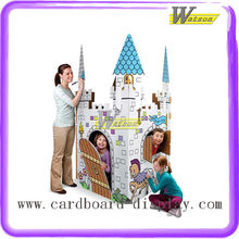 Funny Game Wholesale Cardboard Tower Display Stand