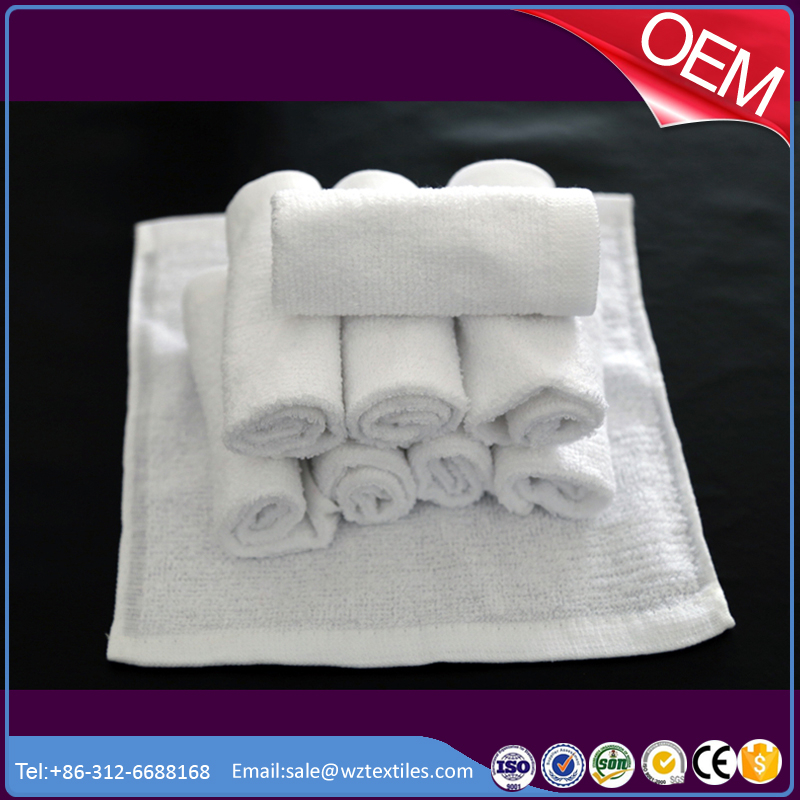 Disposable Cotton cleaning&cooling refreshing dinner wet towels for Restaurant and Hotel