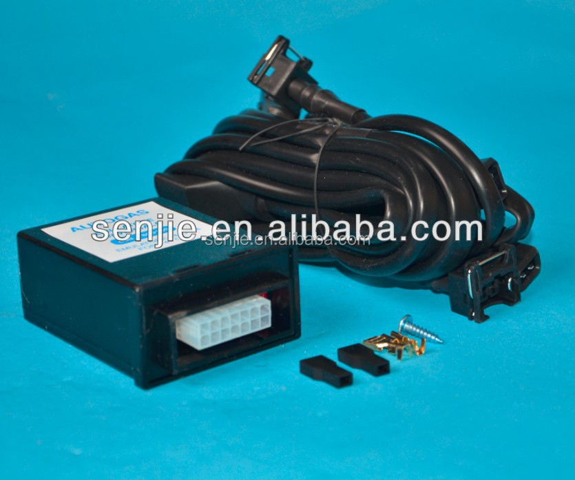 CNG time advancer/conversion kit for cng car