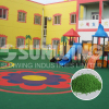 EPDM cheap granule rubber price for children playground