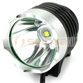 200m Range 1200 Lumen XML T6 Highlight 5W Bulb Sport Bike Front Lamp