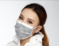 Activated Carbon Disposable Face Mask Dust Mask