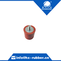 Black rubber mountings rubber damper for machine