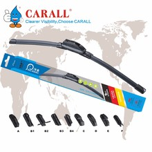 Multifunction S985 Universal Type Auto Spare Parts OEM Quality Car Windshield Soft Original Wiper Blade