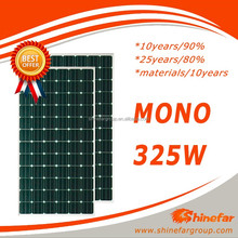 solar panels mono 300 320 315 watt panel for solar panel price 1kw in india