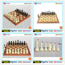 Hot selling European quality standard tournament chess game set