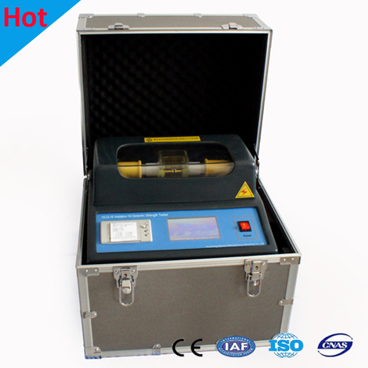Automotive safety transformer oil measurement/analysis instruments,oil bdv testing