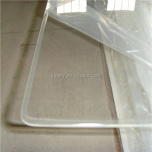 Good price high quality plexiglass 4x8 acrylic sheet flexible clear plastic sheets