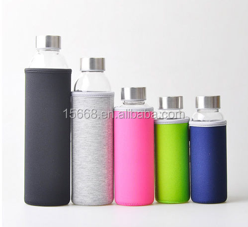 GR-B0180 neoprene bottle cover hot water bottle cover wine beer bottle cover