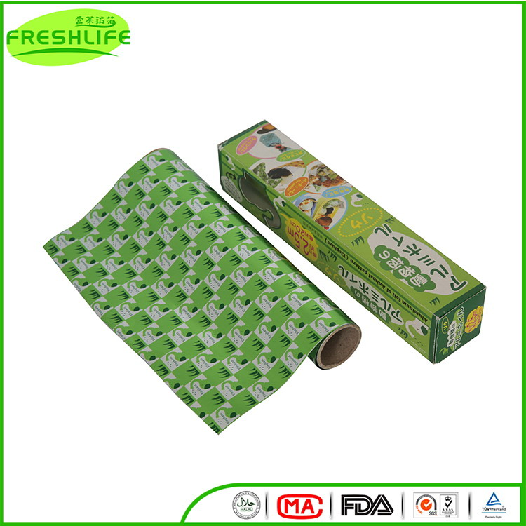 New Arrival aluminum foil roll aluminum foil roll paper for hair salon