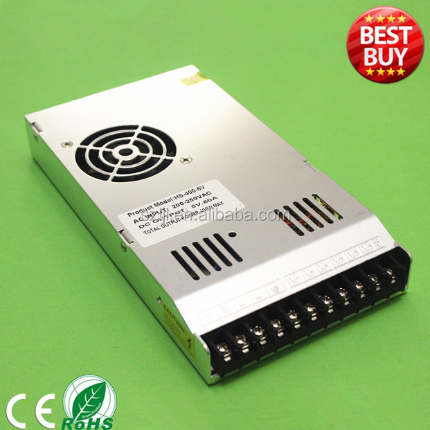 alibaba express ultra thin metal 12v 5a 60W switching mode power supply