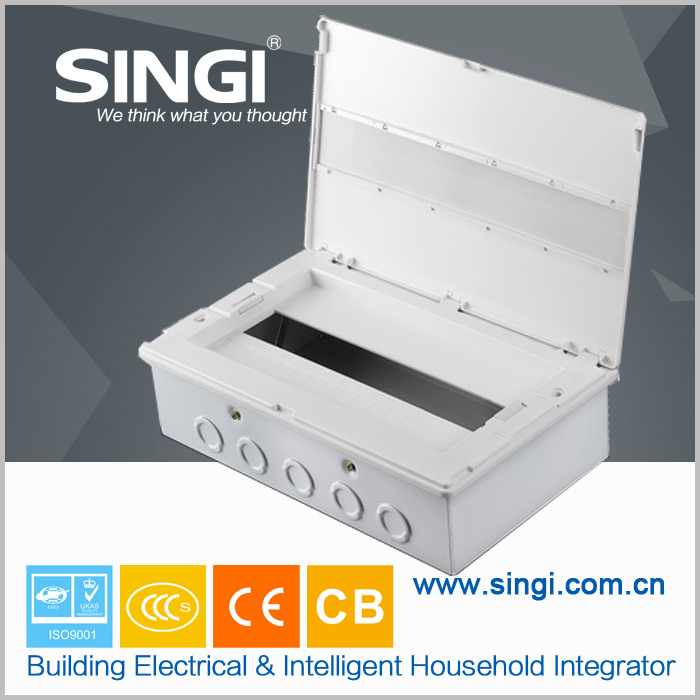 China Suppliers manufacture of waterproof dustproof plastic electrical enclosure distribution box