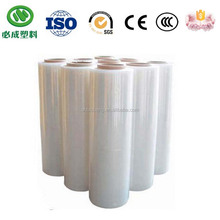 New raw material jumbo pe protective stretch film