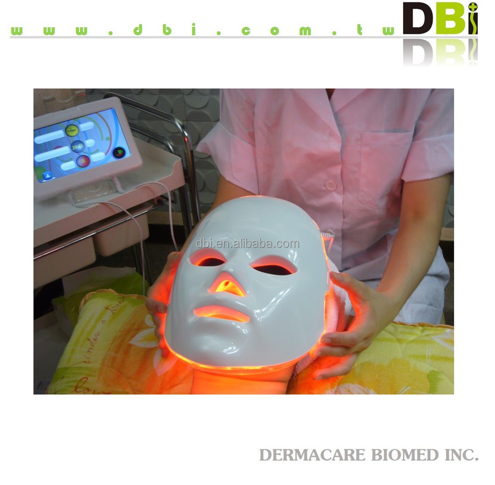 SEEMASK inventions of 2014 photo rejuvenation led light therapy machine