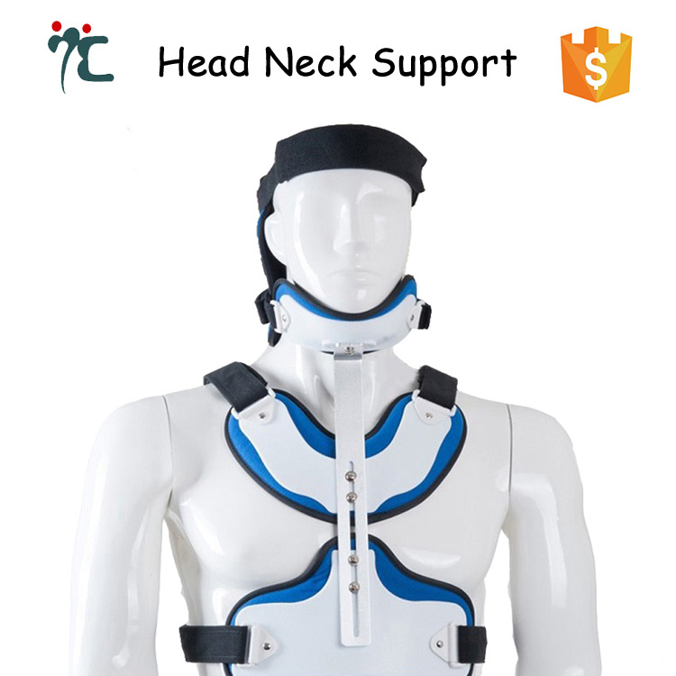Hot sale Adjustable Orthopedic Neck Brace Cervical Thoracic Orthosis