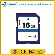 Factory supply new product original full capacity 1gb-128gb full form sd card