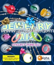 Jewelry Mix Plastic Toys